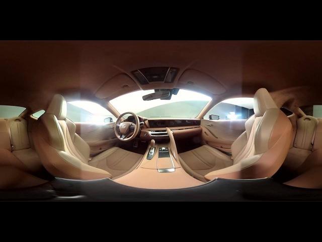 2018 Lexus LC 500 - Review Features - Excelent Interior