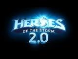 Heroes of the Storm 2.0 — Что нам показали в Париже?