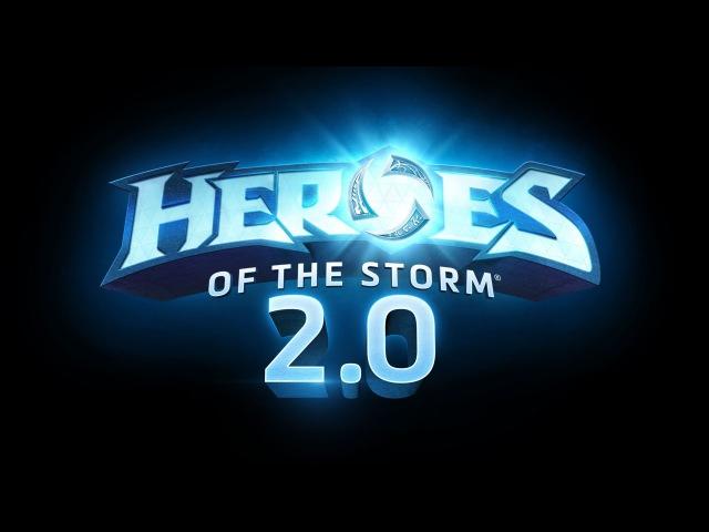 Heroes of the Storm 2.0. Что нам показали в Париже