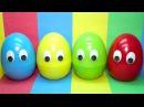 Учим Цвета c Киндер Сюрприз Маша и Медведь Фиксики Ам Ням Learn Colors with Surprise Eggs for Kids мультики машаимедведь фиксики амням свинкапеппа дети юмор игрушки