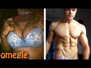 Aesthetics on Omegle - Girls Reactions - Shredded Mo Samuels Fitness Motivation Jeff Seid