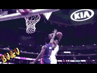 DeAndre Jordan crazy Alley-Oop Dunk | NBA Vine