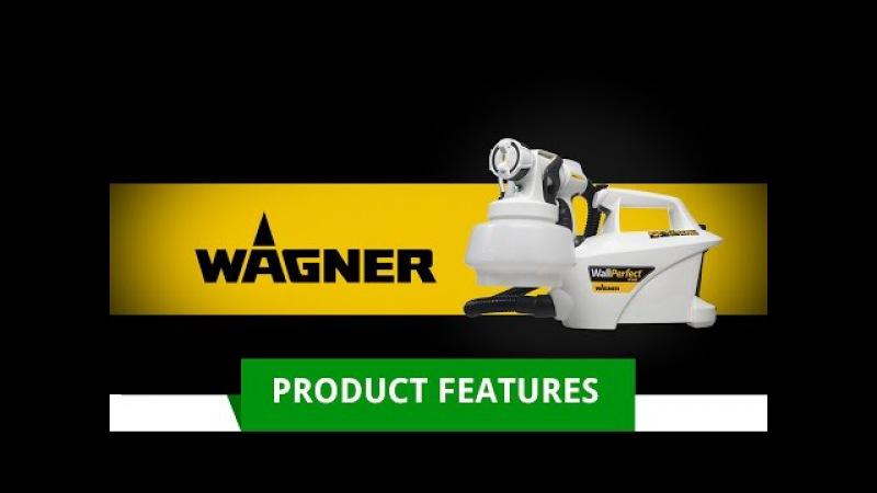 Wagner WallPerfect Flexio W665