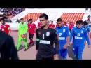 TURKMEN Altyn Asyr FC 1 1 FC Istiklol AFC Cup 2017 Grup saylama oyunlary