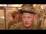 Учения частей ПВО на полигоне Ашулук