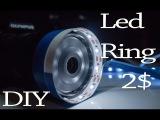 LifeHack - DIY led ring light for macro photography with tube, Olympus 30mm f3.5 Macro, bracketing