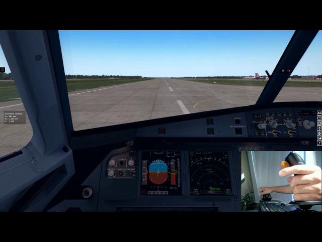 2017-06-18 SDM6972 UTTT-ULLI Landing 28L