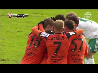 Урал - Томь 1:0 Обзор матча. РФПЛ 23 й тур