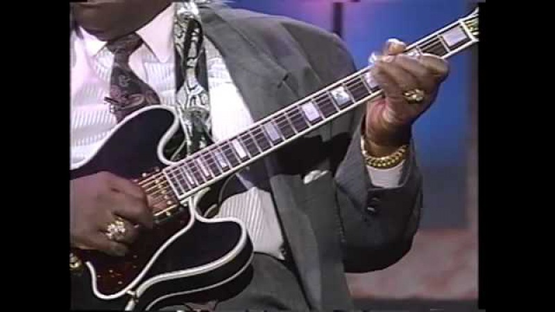 BB King - Guitar Lesson - Influences - Jazz - Charlie Christian:Django Reinhardt