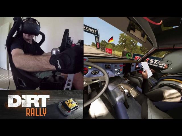 Dirt Rally Motion VR