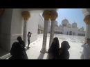 белая мечеть, абу-даби