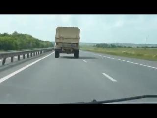 Самый быстрый КАМАЗ! 160 км-ч