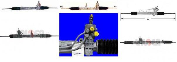 Рулевой механизм для ALFA ROMEO GTV (916C_)