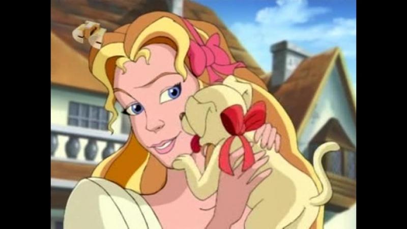 Принцесса Сисси — 1 сезон, 1 серия. Умей настоять на своём