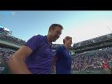 Indian Wells 2015 Doubles Final Hot Shots