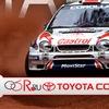 G6R CLUB Toyota Corolla E11 AE111 TTE WRC G6R.RU