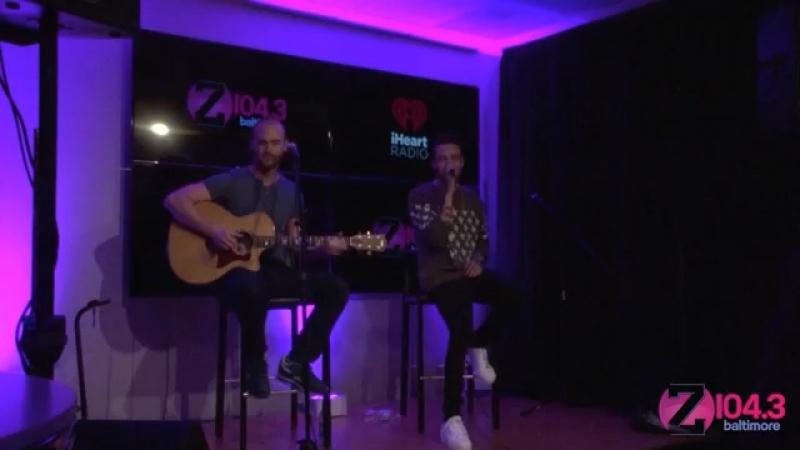 Liam Payne performs