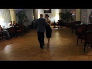 TANGO-ЛЕТО 2017. Серж Белянкин и Замира Хут (1)