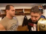 [WWE QTV[Cамці Савців]☆[WrestleMania 20[XX]Segment]Chavo Guerrero and Chris Benoit]Чаво Гуерреро и Крис Бенуа]