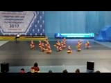 общероссийские соревнования по черлидингу