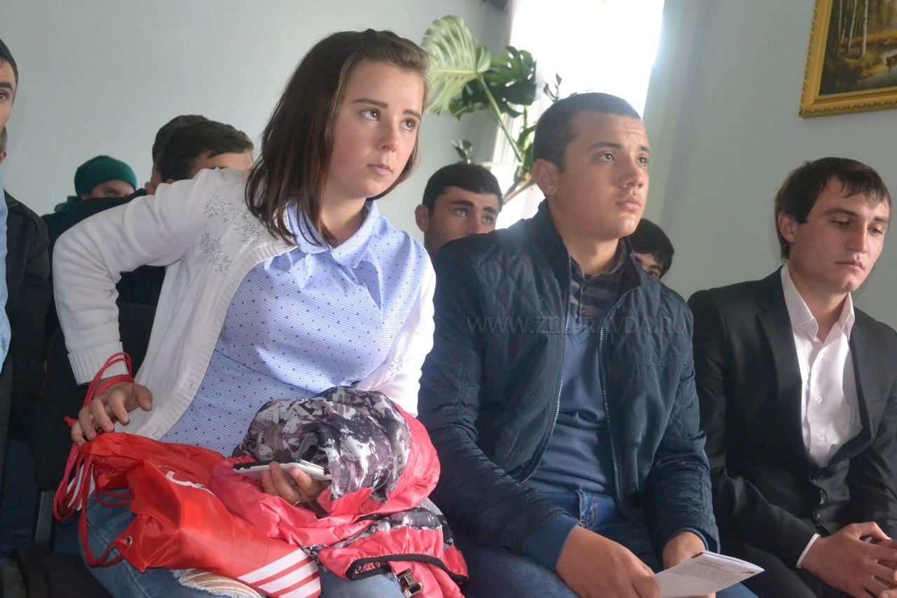 В Управлении ПФР Зеленчукского района прошел День открытых дверей