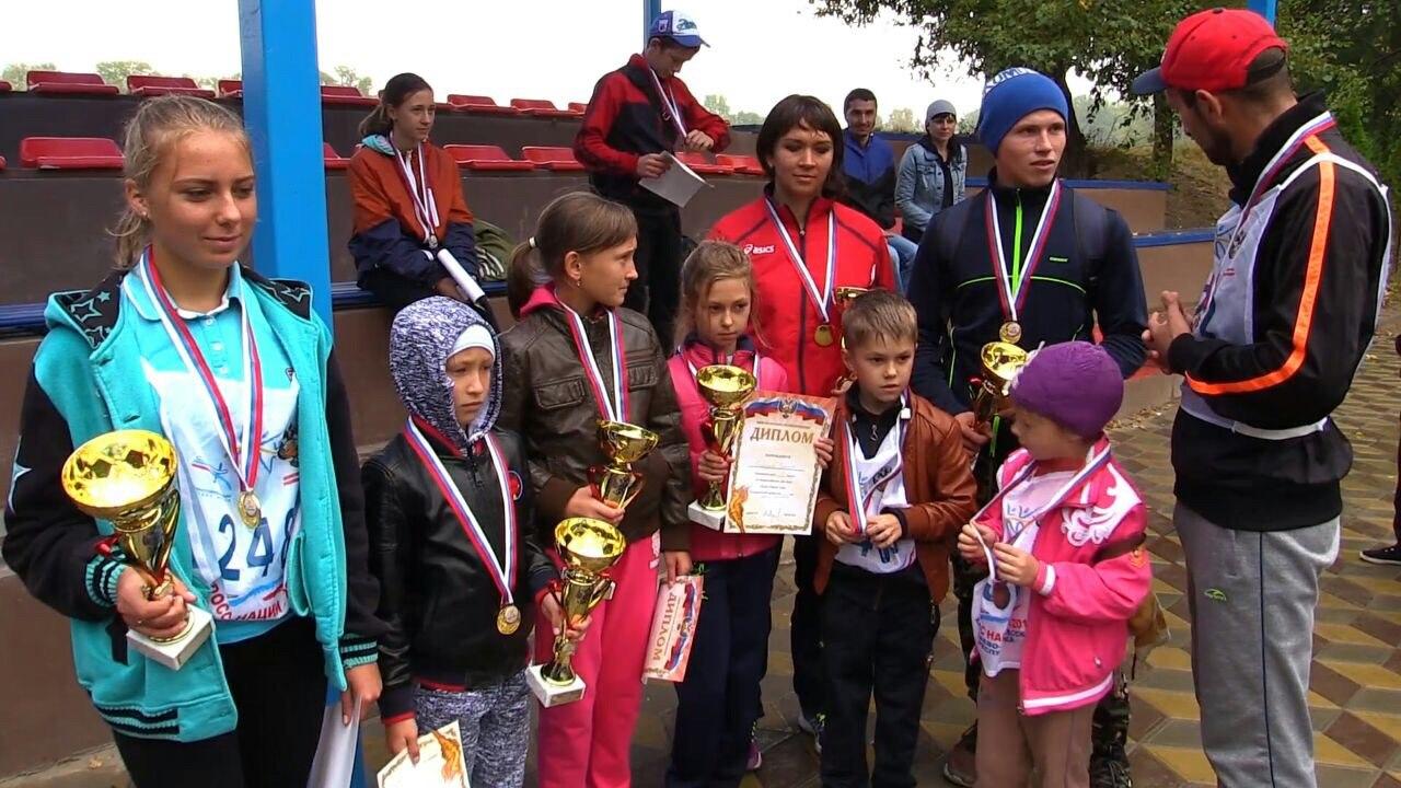 Спортсмены из Зеленчукского района призеры «Кросса нации»