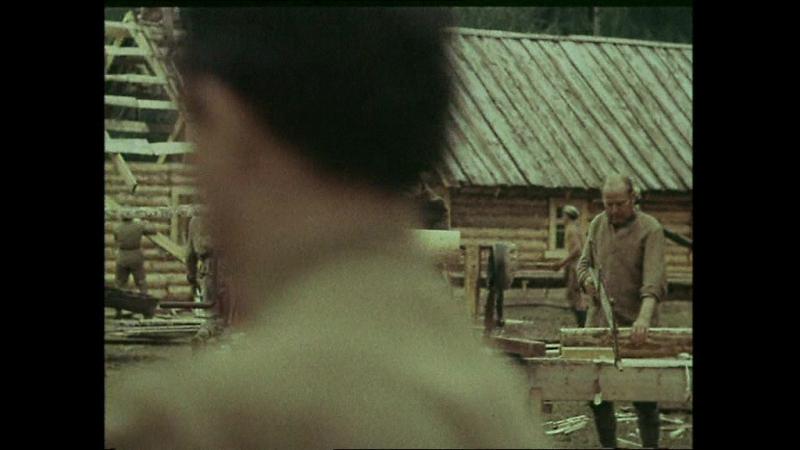 Государственная граница/Фильм 2-й: Мирное лето 21-го года… (1980). 1 серия