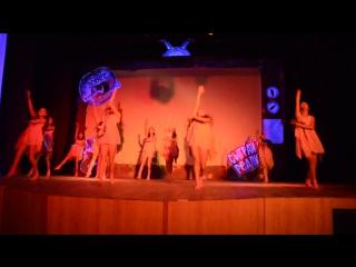 Образцовый самодеятельный коллектив, ансамбль эстрадного танца
