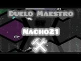 Geometry Dash - Duelo Maestro Easy 8 НАЧАЛО.
