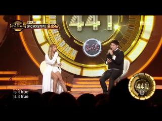 [Duet song festival] 듀엣가요제 - Hyorin Jo Yongu, Butterfly 20170113