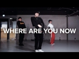 1Million dance studio Where Are You Now? - Lady Leshurr (ft. Wiley) / Hyojin Choi Choreography