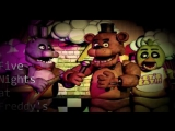 Five Nights at Freddy's Song - Piano Cover