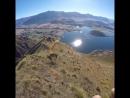 Speedflyers capture incredible views during flight in Wanaka
