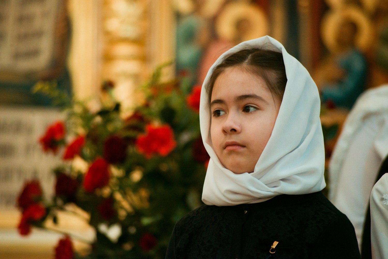 Анастасия Павловская: «Всю неделю наша гимназия готовилась к празднику - Дню Матери»