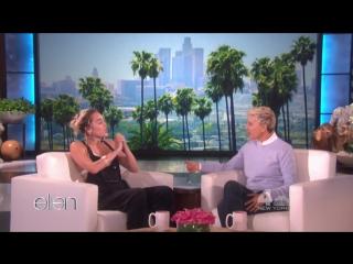 The Ellen DeGeneres Show Full Episode Season 14 27.10.2016 Miley Cyrus, Andy & Jacqueline @ Haunted House