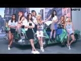 SNSD Girls Generation X Casio BABY^G Sexy Dance LAYSHA - BTS EXID EXO Hello Venus 2ne1 Big Bang T-ara 4Minute Танец Тверк Twerk