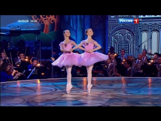 Синяя птица. Ангелина Карамышева и Анна Шарова. Классический балет