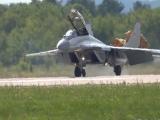 Приветствие  пилота на  МиГ-29М2  (Беляев   АО