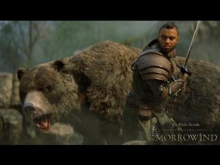 Официальный видеоролик The Elder Scrolls Online: Morrowind