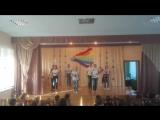 конкурс танцев на третьей смене