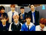 NCT 127 за кулисами M!Countdown @ V App