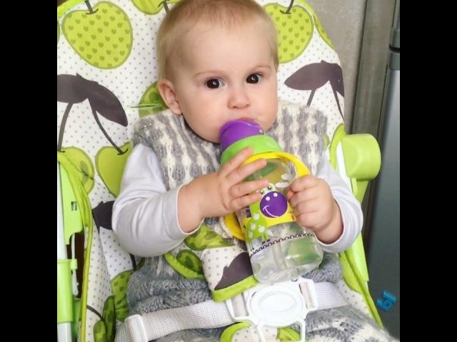 Женя Меньщикова: Сегодня моей булочке 9 месяцев, смотрю в Ее ясные глаза и понимаю, что все было не напрасно