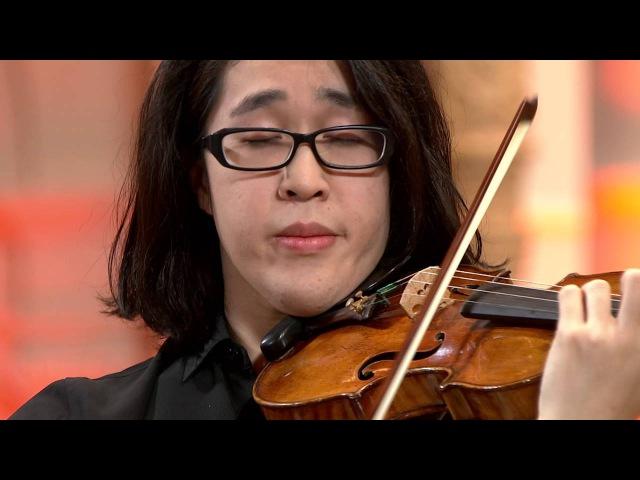 Ryosuke Suho plays Brahms Violin Concerto in D major Op 77 STEREO