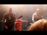 Ajattara live in Helsinki, Korjaamo 18.8.2017