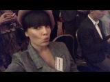 Нелли Ермолаеву, как истинного ценителя моды, пригласили на показ мод в Женеве