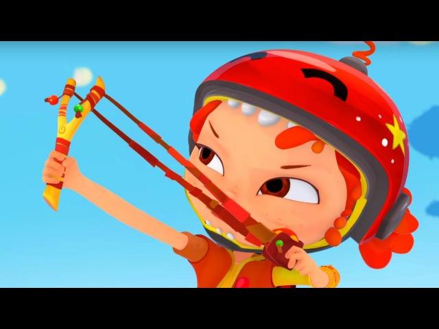 Сказочный патруль - Большой день - Серия 10 - Мультфильм о девочках - волшебницах