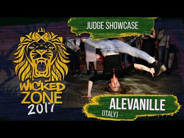 WICKED ZONE 2017   Judge Showcase   ALEVANILLE