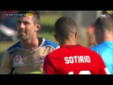 Western Sydney Wanderers 20 Newcastle Jets 22.01.2017 FULL Match highlights 16 round