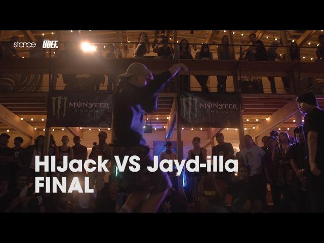 HIJack vs Jayd illa finals stance x Shadow Styles 5