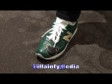 DOPE OLEKSANDR USYK ROCKING SOME FIRE LIMITED EDITION, ALI, NEW BALANCE KICKS, CHECK THEM OUT